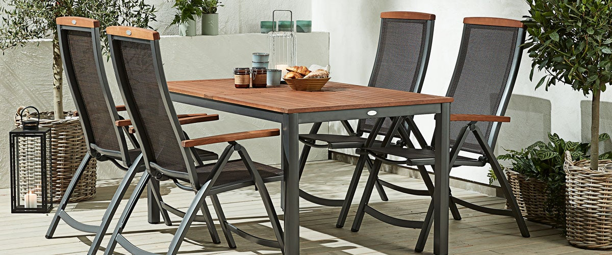 HOW TO CHOOSE OUTDOOR PATIO CHAIRS