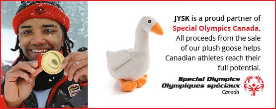 JYSK AND SPECIAL OLYMPICS