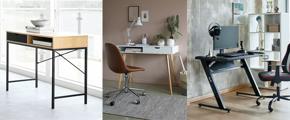 HOW TO CHOOSE A HOME OFFICE DESK