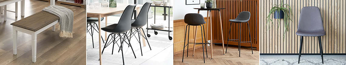 Chairs, Stools & Benches