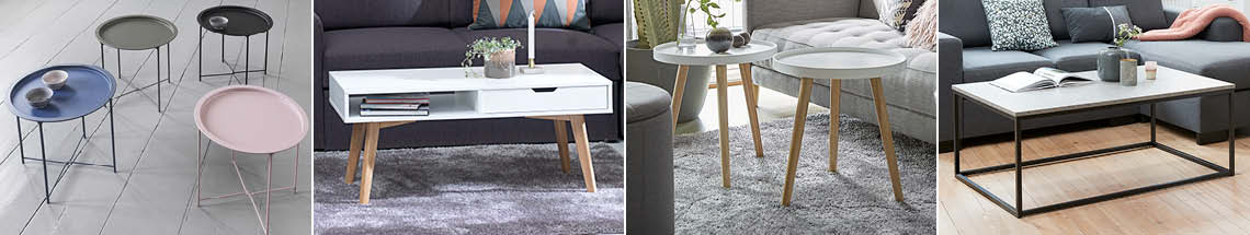 Coffee Tables & Accent Tables