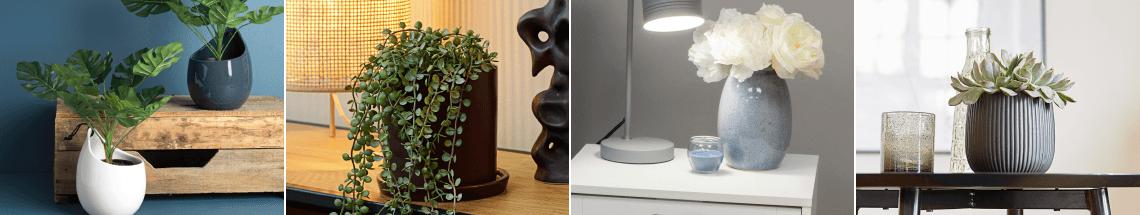 Indoor Pots, Plant Stands & Vases
