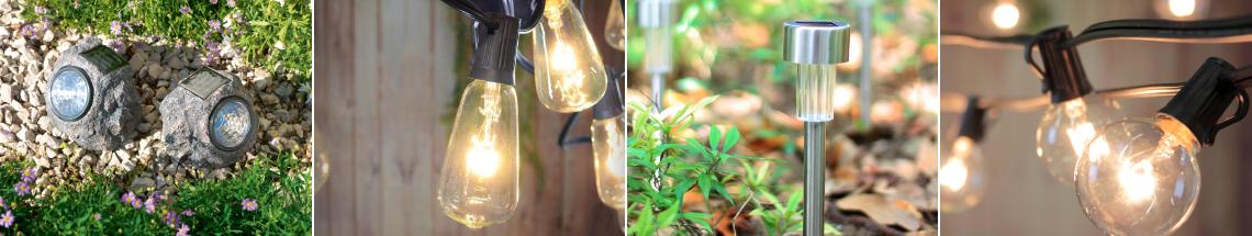 Outdoor Lighting, Solar Lights