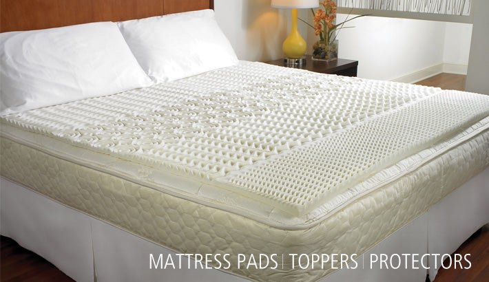 Mattress Pads / Toppers / Protectors