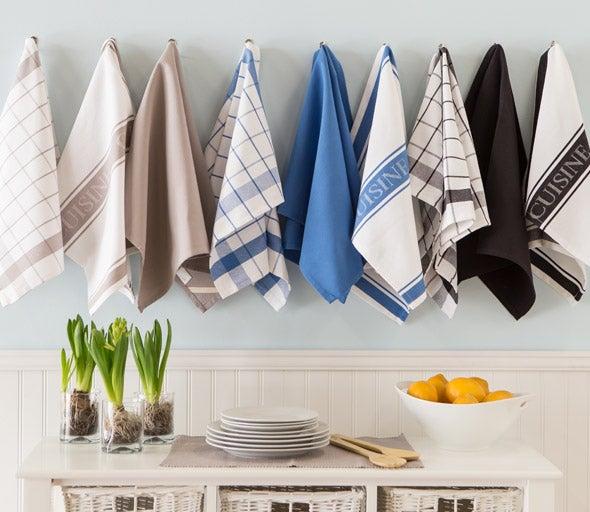 Tea Towels | Oven Mitts