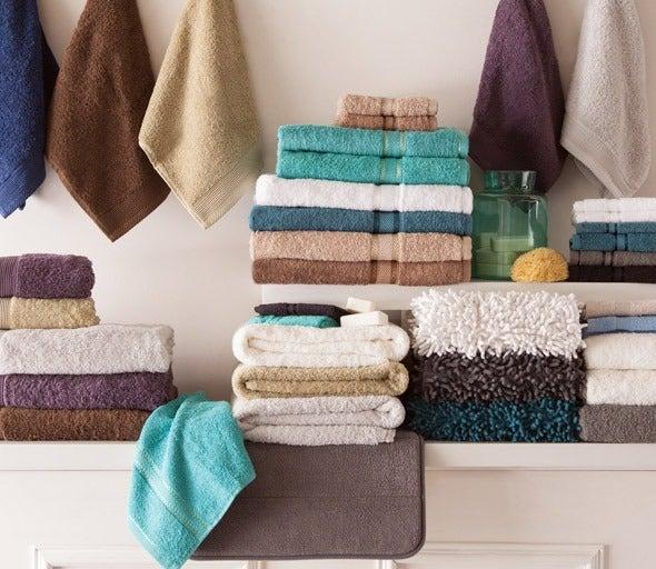 Towels/Washcloths