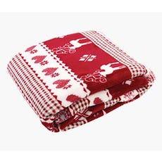 CORAL FLEECE Christmas Blanket (Copenhagen)