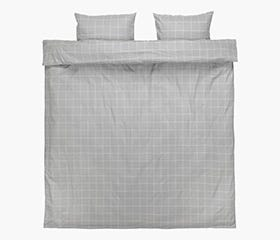THERESA Flannel Duvet Cover Set (King)