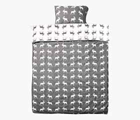 MOOSE Duvet Cover Set (Twin)