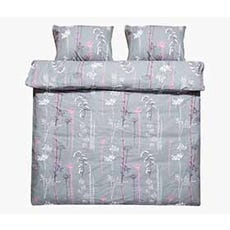 ABIGAIL 100% Cotton Duvet Cover (Queen)