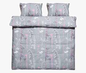 ABIGAIL 100% Cotton Duvet Cover (Queen)