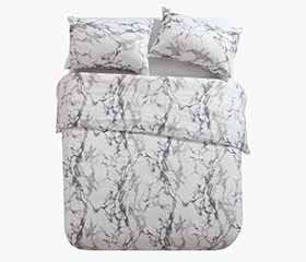 MARBLE Duvet Cover (King)