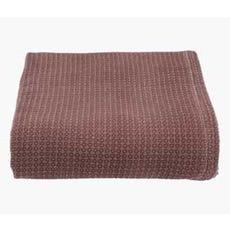 OXEL bedspread burgundy