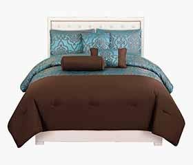 DAHLIA Bed in a Bag (Queen)