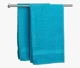 UPPSALA Hand Towel (Aqua)