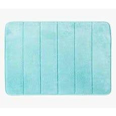PHILIP Memory Foam Bathmat 43x61cm (Aqua)