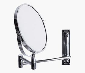 MISTY 17 cm Magnifying Wall Mirror
