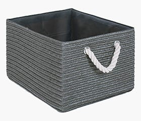 RIVA Basket (Dark Grey)