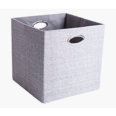 TORSTEN Large Basket (Grey)