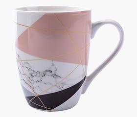 TURE Mug Pink Marble