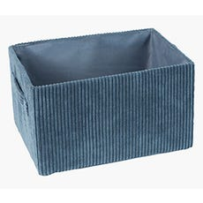 HALLDOR Blue Storage Box