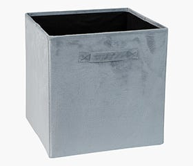 HJALDE Grey Storage Box