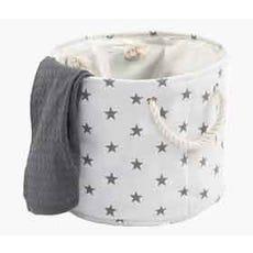 BRUSE Laundry Hamper, Star Design