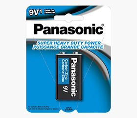 PANASONIC 9V Super HD BATTERY
