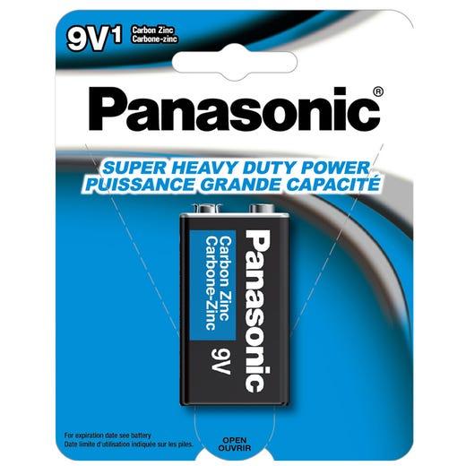 PANASONIC 9V Super HD BATTERY