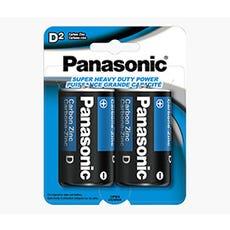 PANASONIC D Super HD Battery (2Pk)