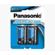 PANASONIC C Super HD Battery (2Pk)