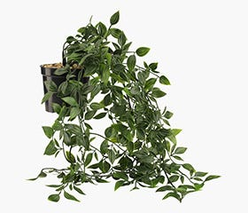 OLIVER Artificial Hanging Plant