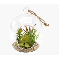 VIGO Artificial Glass Plant