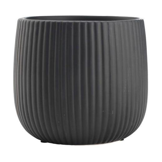 ODDMUND Plant Pot (Black)