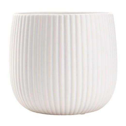 ODDMUND Plant Pot (White)
