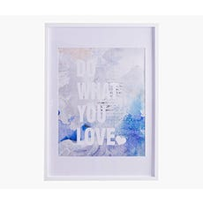 "RYNDAL Picture Frame 20x28"" (White)"