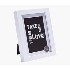 "TORGER Picture Frame 5 x 7"" (White)"