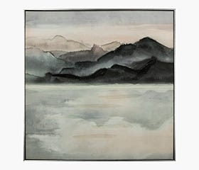 HANDPAINT Mountains