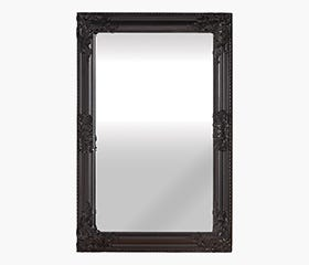 ANTIQUE Mirror (Black)