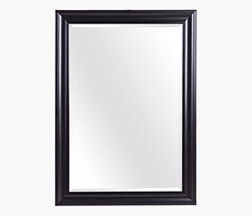 CHRISTER Famed Mirror 59.3x74.6x1.6 cm (Black)