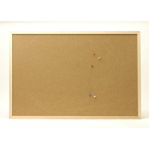 PALLE cork board 90x120cm