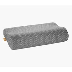 WELLPUR Voss Memory Foam Pillow (Grey)