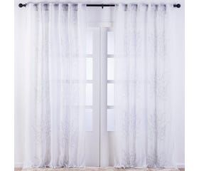 Printed Batist Curtain