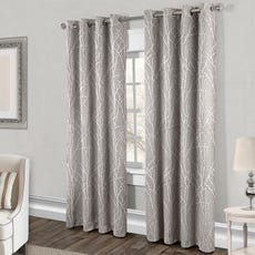 FINESSE Curtain - 1 Panel (Dove Grey)