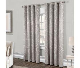 FINESSE Curtain - 1 Panel (Dove Grey)