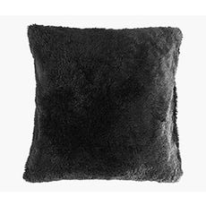 black floor pillow