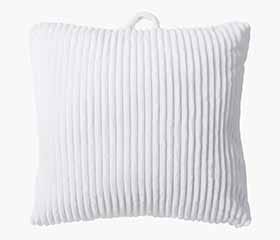 SIRI Corduroy Cushion (White)