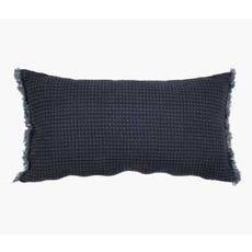 OXEL throw pillow indigo