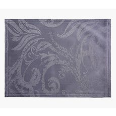 grey placemat