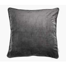 Dark Grey Cushion Cover